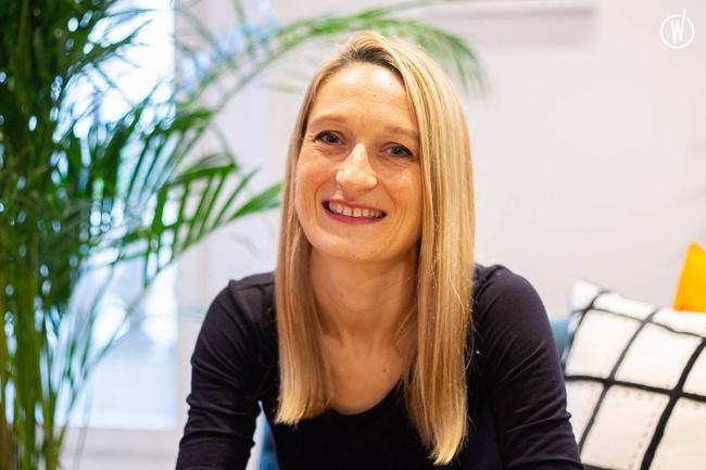 Rencontrez Sandra, Account Manager  - PerfectStay