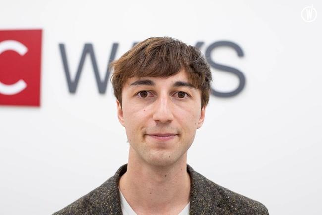 Rencontrez Victor, Data Scientist Senior - C-Ways