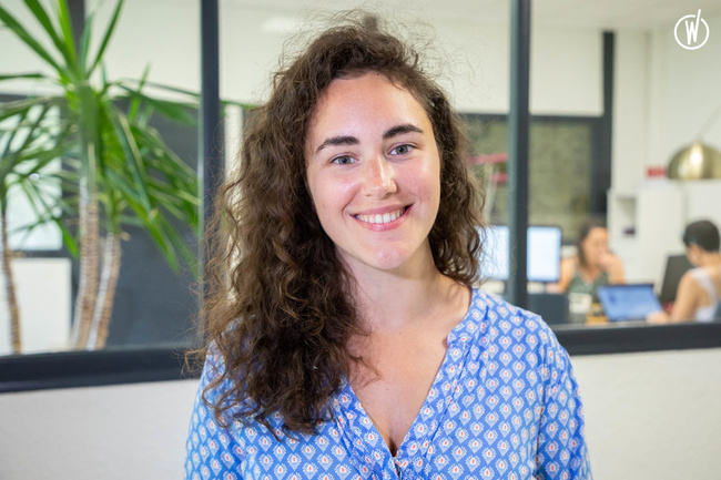 Rencontrez Daphné, Customer Success Manager - Orfeo