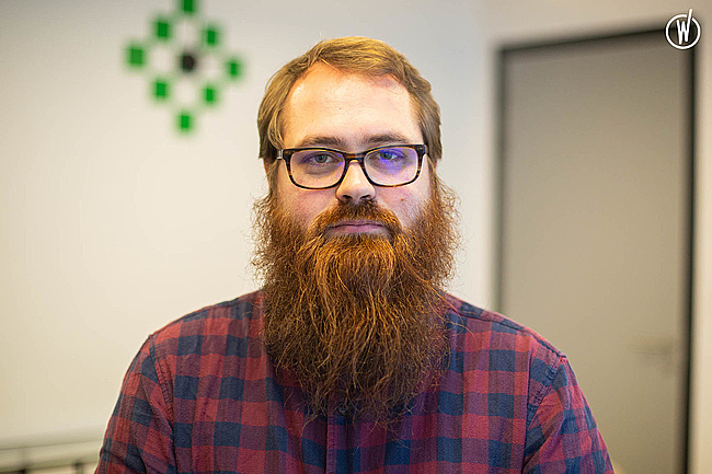 Rencontrez Adrien, Senior Software Engineer - Double