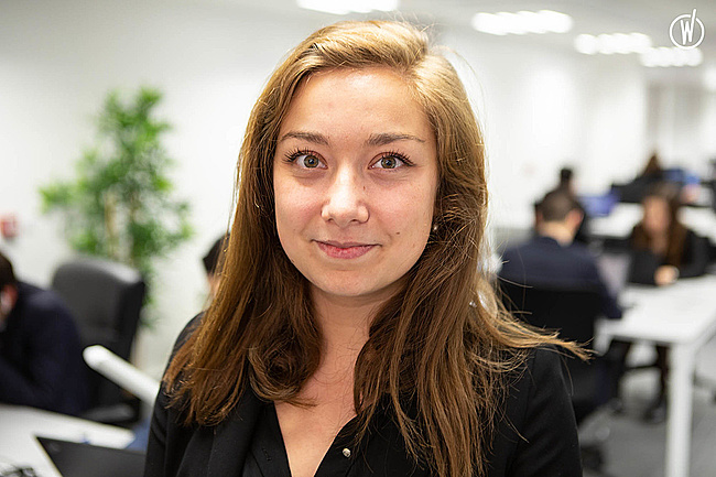 Rencontrez Emilie, Talent Acquisition Manager - Fdv Partner