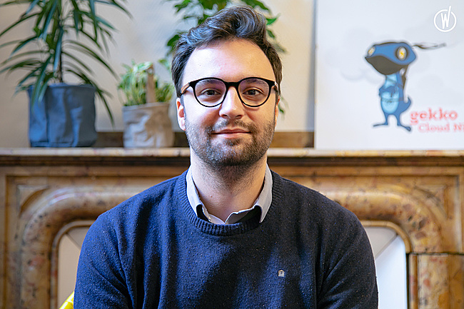 Rencontrez Yann, Solution Architect - GEKKO