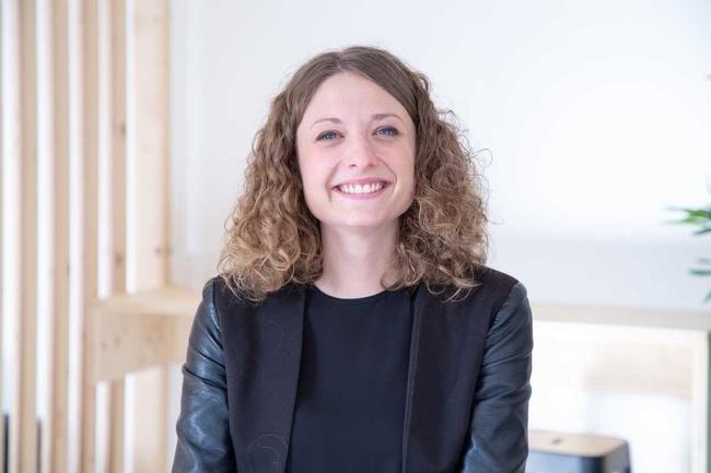 Rencontrez Noémie, Co-founder et CMO - Moneway