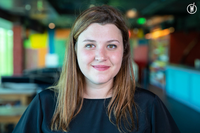 Meet Claire, Assistant Manager - Groupe Café Oz