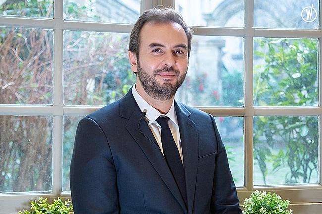 Rencontrez Mehdi, Président  - HELLO COURTIER