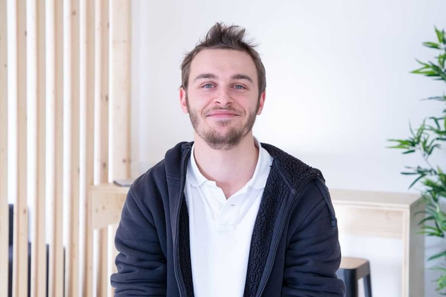 Rencontrez Bertrand, Back end Developer - Moneway