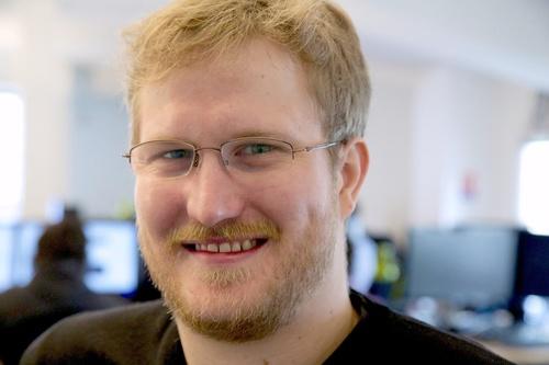 Rencontrez Axel,  Co-Fondateur & CTO - Streamroot