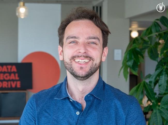 Rencontrez Fabrice, CTO - Data Legal Drive