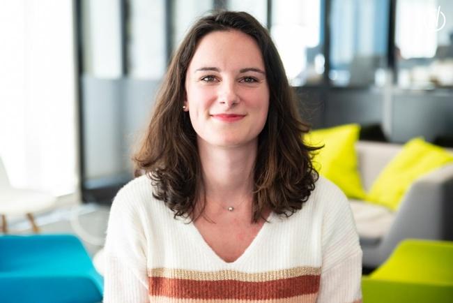 Rencontrez Eva, Solutions Manager en alternance  - Edflex