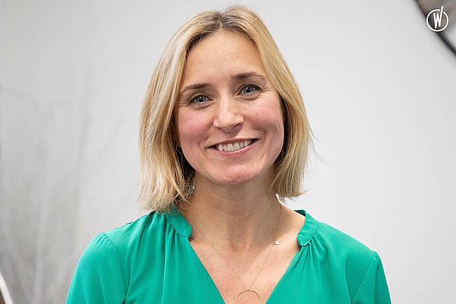 Meet Caroline, Co-founder & CEO - Kamet