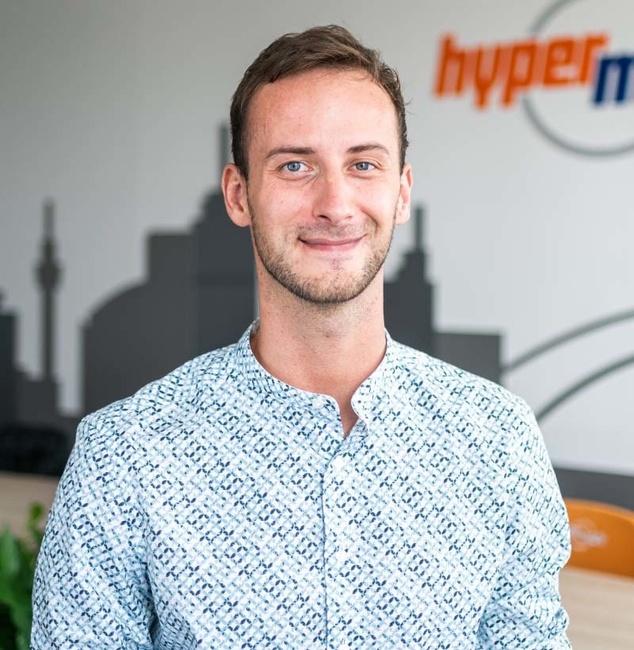 Nábor a rozvoj lidí - HyperMedia