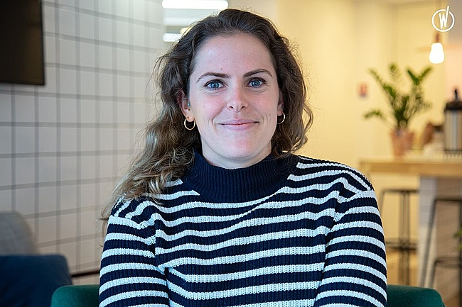 Rencontrez Marion, Solution architect - deepomatic