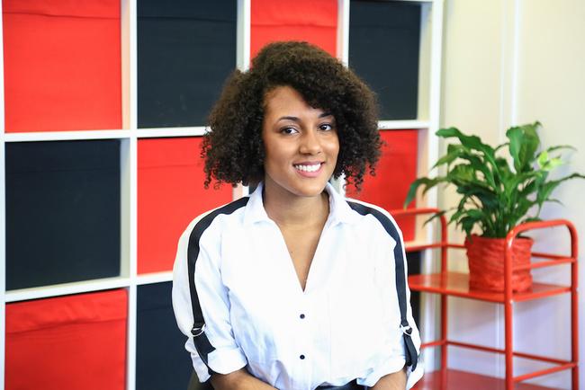 Rencontrez Marguerite, Chargée de recrutement grands comptes - MisterTemp'