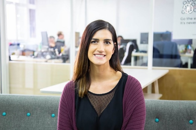 Rencontrez Mackenzie, Account Director - Streamroot
