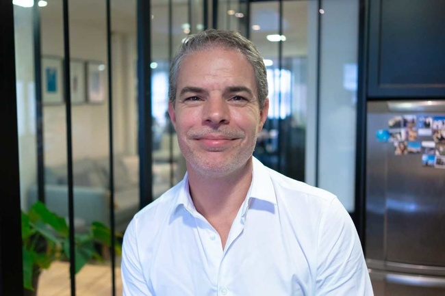 Rencontrez Fabrice, Co fondateur - Teeps