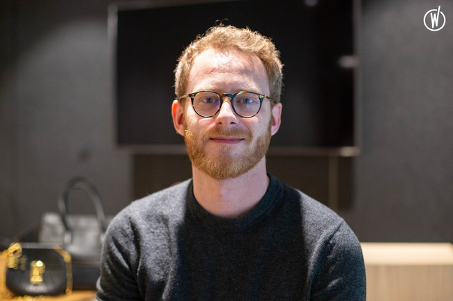 Meet Rémi, Team Lead Mobile - Vestiaire Collective