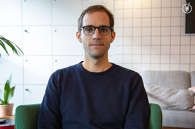 Rencontrez Iacopo, Research Engineer - deepomatic