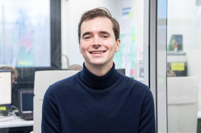 Rencontrez Antoine, CEO et co fondateur