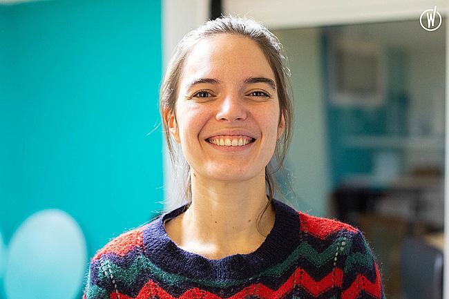 Rencontrez Pauline, Head of operations - Stockly