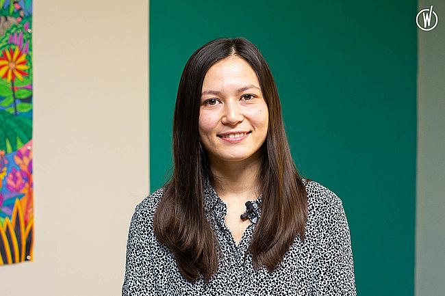 Rencontrez Camille, Fullstack developer  - Stockly