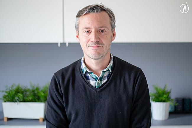 Rencontrez Benoit, Head of Product - Evermaps