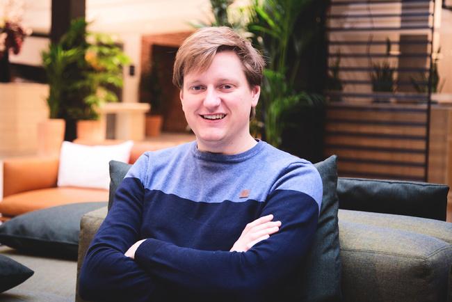 Rencontrez Jeroen, CEO