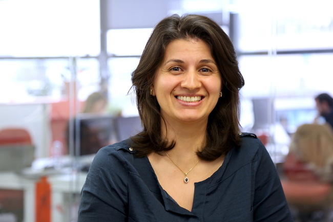 Rencontrez Nassima, Dev Engineer - ING Bank