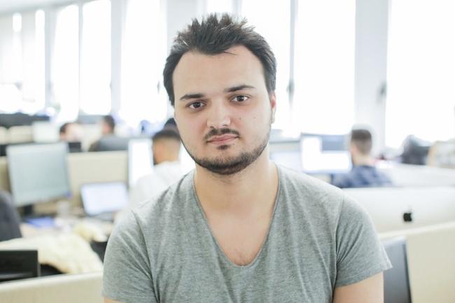 Rencontrez Nicolas, Lead Tech - Cityscoot