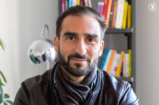 Rencontrez Mickaël, CEO - EASYRECRUE