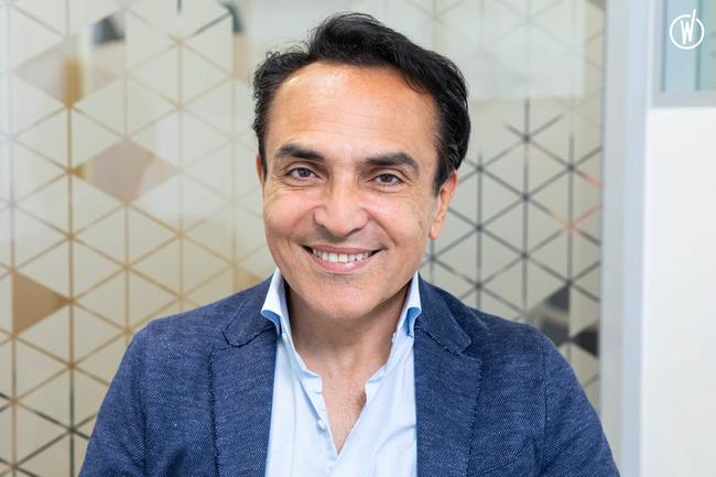 Rencontrez Samer, CEO - Magic Travels