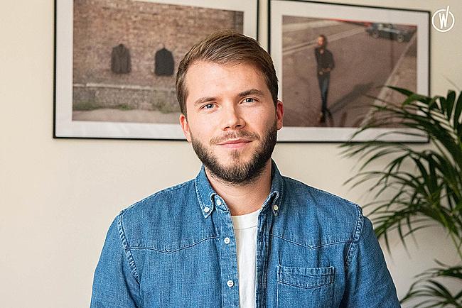Rencontrez Benjamin, Growth Manager - Asphalte