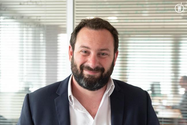 Rencontrez Romaric, Directeur Associé  - iD Systemes