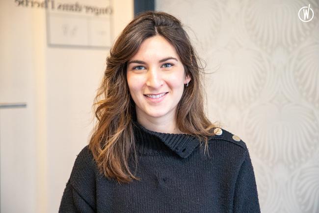 Rencontrez Claudia, Chargée Marketing & Communication - Aphilia