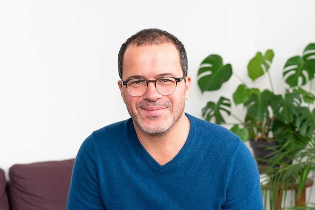 Rencontrez Luc, Directeur fondateur - Solidarité Sida