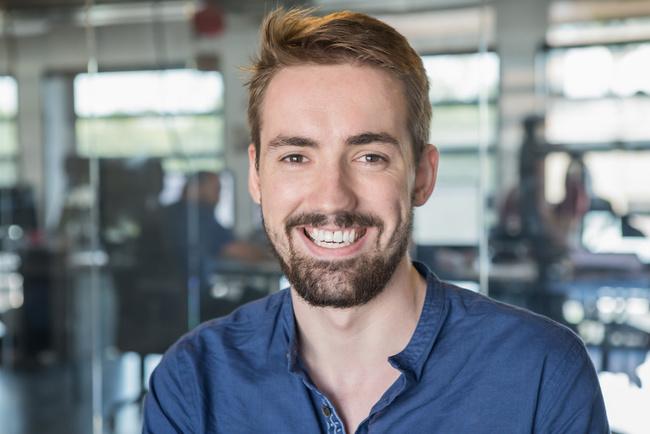 Rencontrez Aaron, Co-fondateur & CEO - GitBook