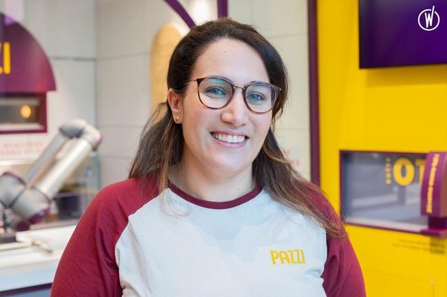 Rencontrez Aida, Développeuse FrontEnd - PAZZI
