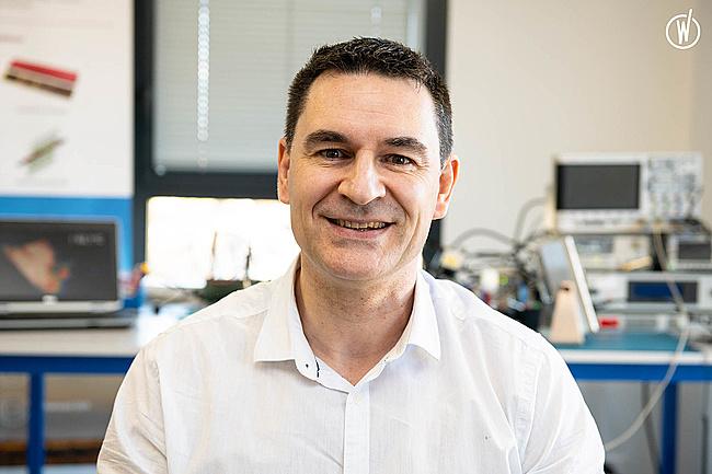 Rencontrez Luc, Senior Electrical Engineer - Watt & Well