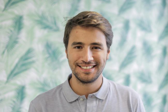 Rencontrez Rodolphe, Responsable Produit Desk Hunter