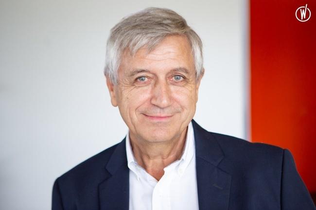 Rencontrez Francis, Associé en charge de la R&D - Gaïago