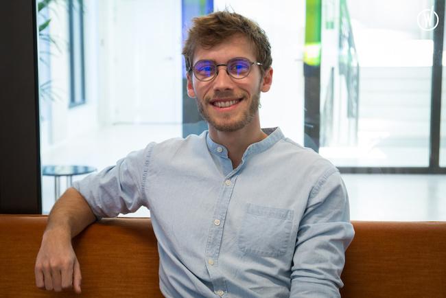 Rencontrez Adrien, Senior Media Specialist