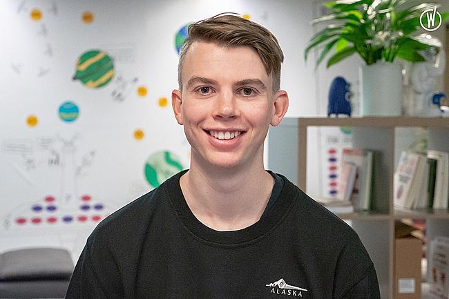 Rencontrez Nicolas, Junior développeur - Propulse Lab