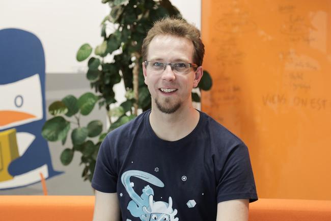 Rencontrez Jean-François, Développeur Front End & Directeur Engineering à Nantes