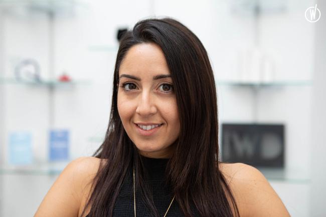 Meet Sofia, Senior Project Manager - IWD