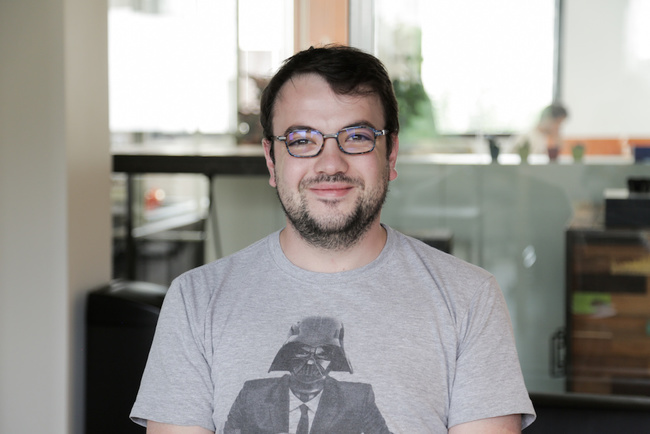 Rencontrez Florent, Développeur Back End & Lead de la Team Data