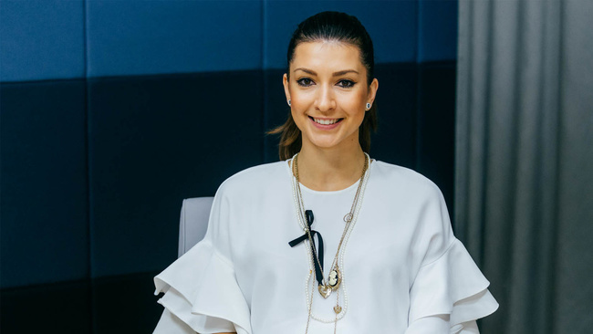 Lucka Voslářová, Senior Marketing Executive - Cushman & Wakefield
