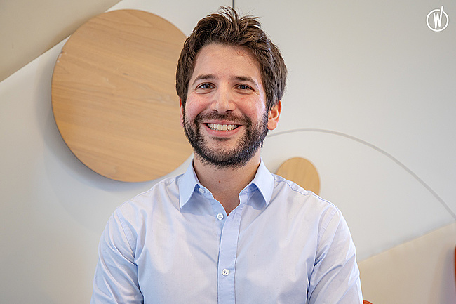 Meet Raphaël, Vice President- Researcher-Trading Research - Capital Fund Management