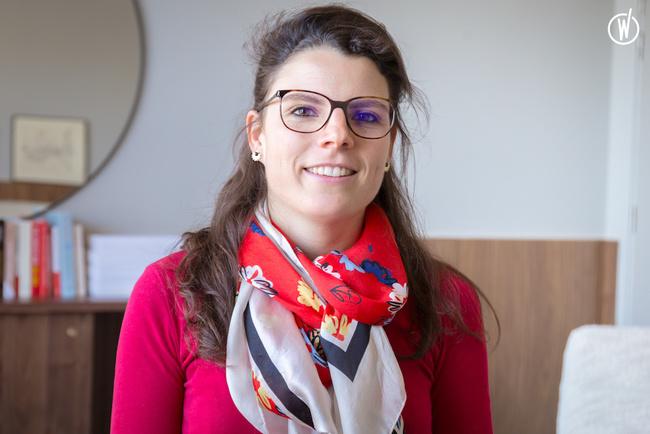 Meet Julie, Senior Product Manager - FABERNOVEL