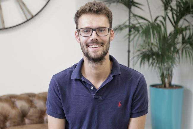 Meet Samuel, Tech Lead in Residence - Kamet