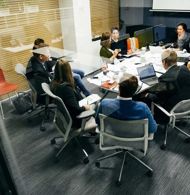 Miluji práci s lidmi - Cushman & Wakefield