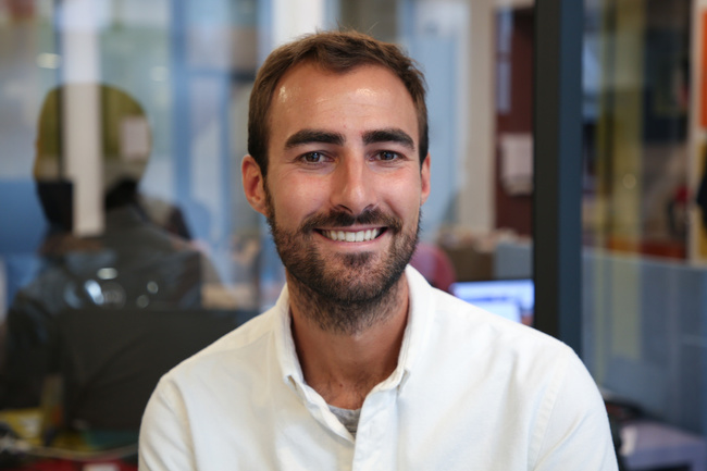 Rencontrez Yann, Account Manager - Deliveroo